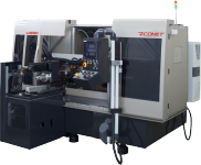 Z-Comet gear finish rolling machine